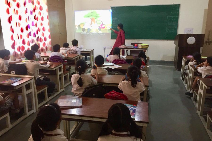Top Ranking School in East Delhi
